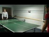 Настольный теннис в нашем клубе ;)